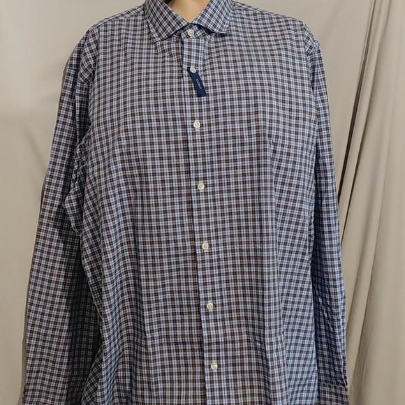 Polo classic fit stretch cotton dress shirt